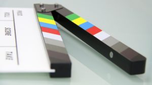 Tribus solutions video production slate