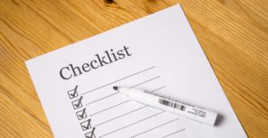 digital marketing San Antonio checklist post